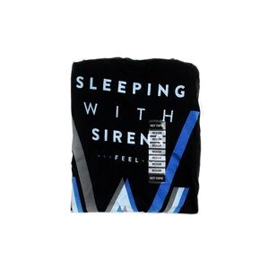 NWT Sleeping with Sirens Band Tee